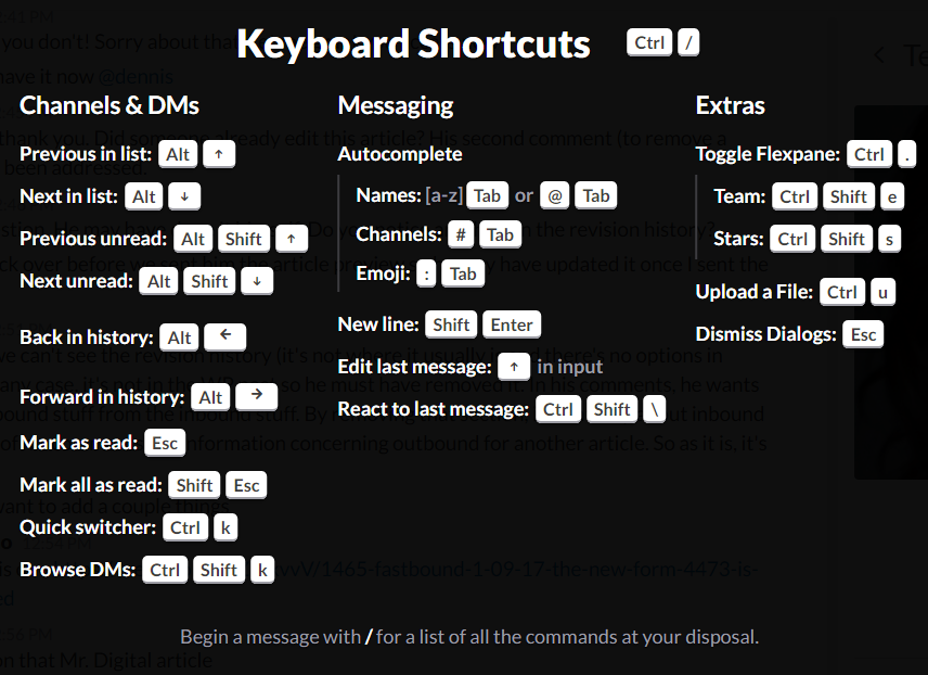 slack-keyboard-shortcuts